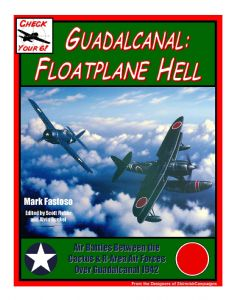 Floatplane Hell - Scenario book for CY6! WW2